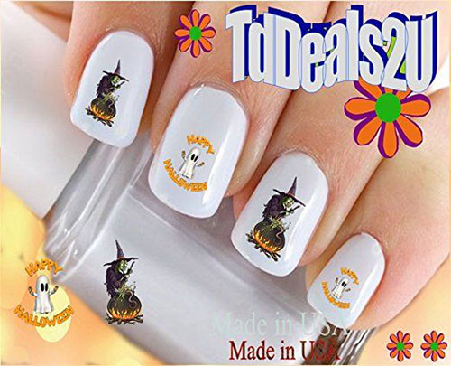 10-Best-Halloween-Witch-Nail-Art-Stickers-Decals-2018-8