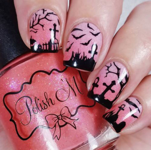 100-Best-Halloween-Nails-Art-Designs-Ideas-2018-15