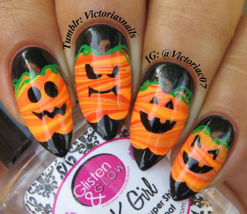 100-Best-Halloween-Nails-Art-Designs-Ideas-2018-18