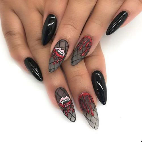 100-Best-Halloween-Nails-Art-Designs-Ideas-2018-2