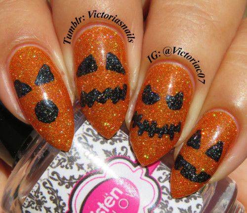 100-Best-Halloween-Nails-Art-Designs-Ideas-2018-22