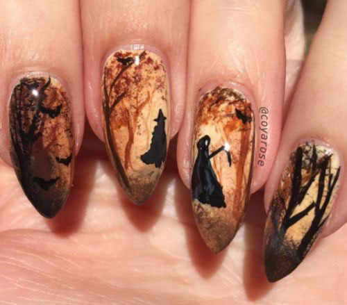 100-Best-Halloween-Nails-Art-Designs-Ideas-2018-28