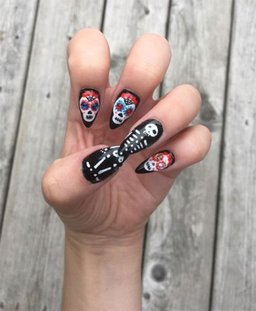 100-Best-Halloween-Nails-Art-Designs-Ideas-2018-35