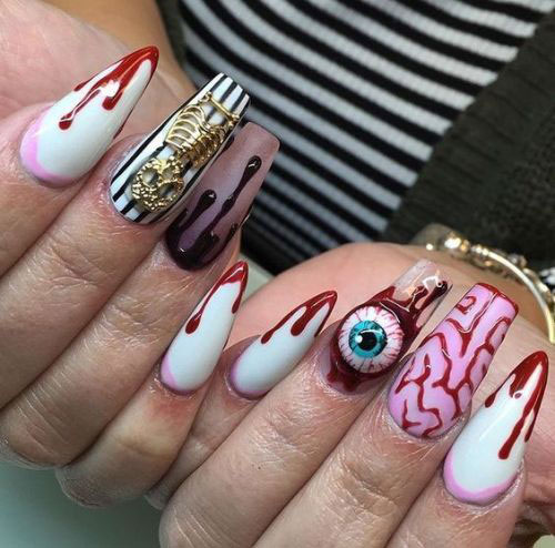 100-Best-Halloween-Nails-Art-Designs-Ideas-2018-48