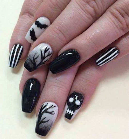 100-Best-Halloween-Nails-Art-Designs-Ideas-2018-5