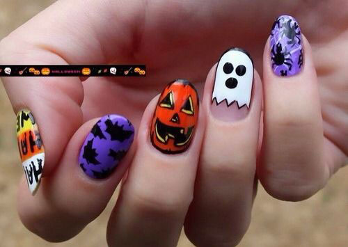 100-Best-Halloween-Nails-Art-Designs-Ideas-2018-51