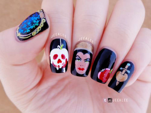 100-Best-Halloween-Nails-Art-Designs-Ideas-2018-54