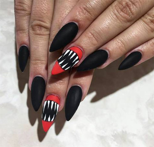 100-Best-Halloween-Nails-Art-Designs-Ideas-2018-6