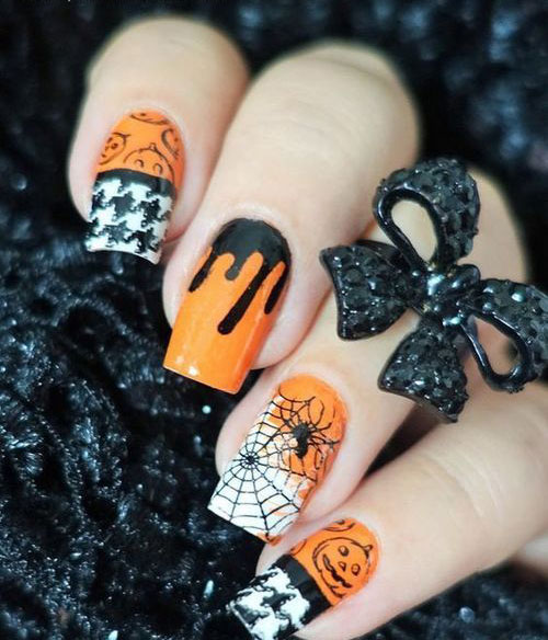 100-Best-Halloween-Nails-Art-Designs-Ideas-2018-72