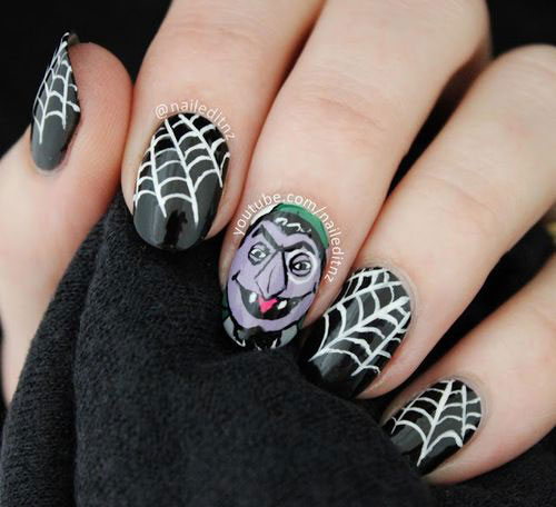 100-Best-Halloween-Nails-Art-Designs-Ideas-2018-73