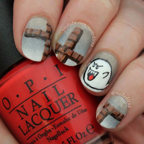 100-Best-Halloween-Nails-Art-Designs-Ideas-2018-77