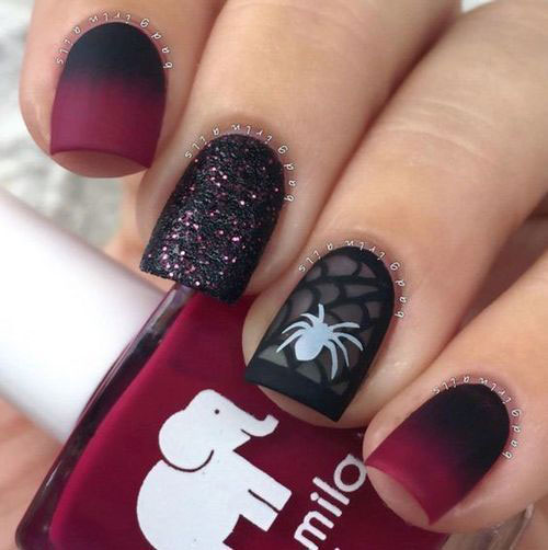 100-Best-Halloween-Nails-Art-Designs-Ideas-2018-79