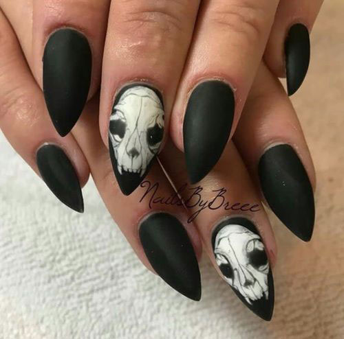 100-Best-Halloween-Nails-Art-Designs-Ideas-2018-8