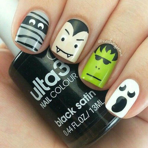100-Best-Halloween-Nails-Art-Designs-Ideas-2018-80