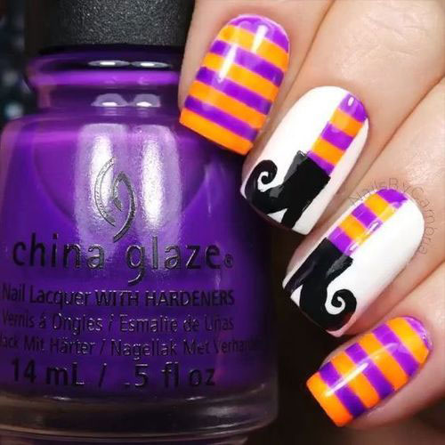 100-Best-Halloween-Nails-Art-Designs-Ideas-2018-81