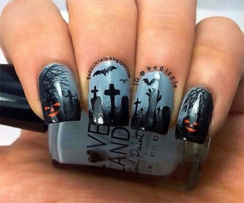 100-Best-Halloween-Nails-Art-Designs-Ideas-2018-84