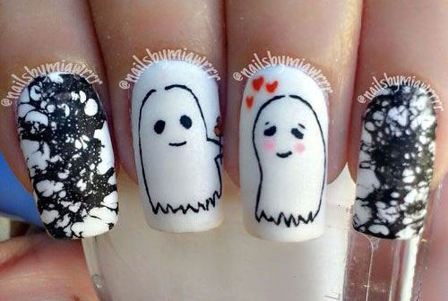 100-Best-Halloween-Nails-Art-Designs-Ideas-2018-85