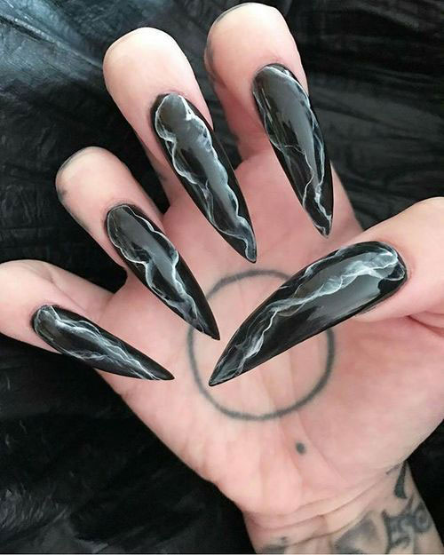 100-Best-Halloween-Nails-Art-Designs-Ideas-2018-88