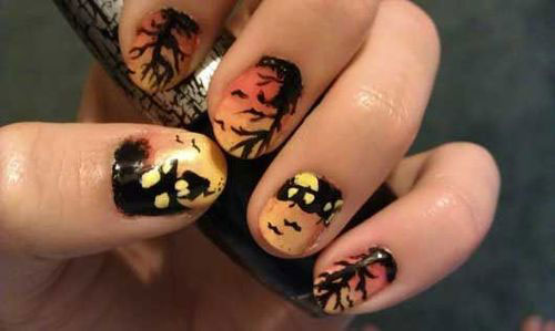 100-Best-Halloween-Nails-Art-Designs-Ideas-2018-89
