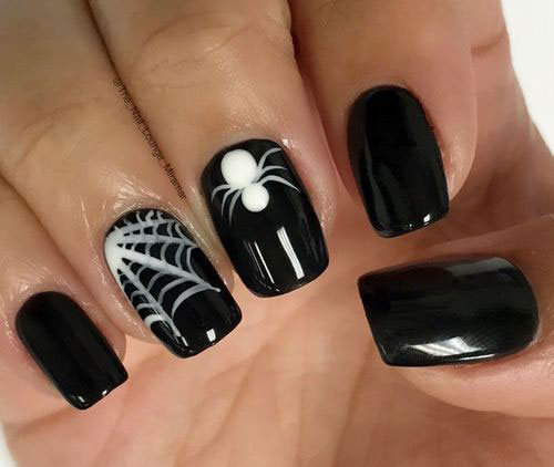 100-Best-Halloween-Nails-Art-Designs-Ideas-2018-90
