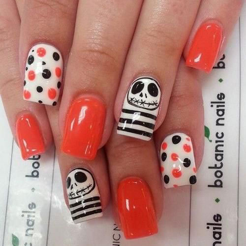 100-Best-Halloween-Nails-Art-Designs-Ideas-2018-97
