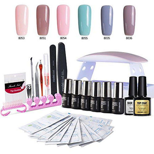 12-Gel-Nail-Polish-Kit-With-UV-Light-Tools-Set-For-Halloween-2018-5