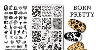 12-Halloween-Themed-Nail-Art-Stamps-For-Girls-Women-2018-F