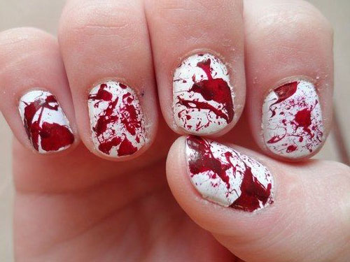 12-Scary-Halloween-Blood-Nails-Art-Designs-Ideas-2018-11