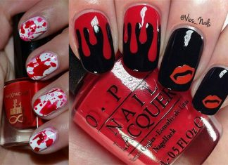 12-Scary-Halloween-Blood-Nails-Art-Designs-Ideas-2018-F