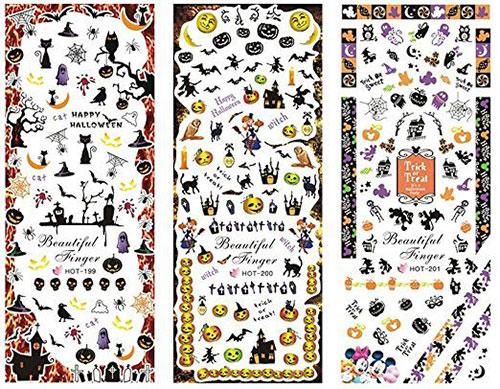 15-Simple-Halloween-Nail-Art-Stickers-2018-12