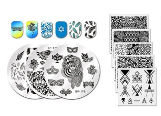 18-Halloween-Themed-Nail-Art-Stamping-Kits-For-Girls-Women-2018-F