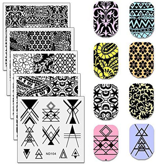 18-Halloween-Themed-Nail-Art-Stamping-Kits-For-Girls-Women-2018-10
