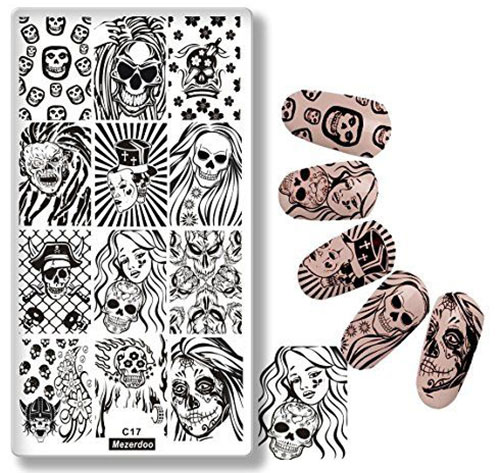 18-Halloween-Themed-Nail-Art-Stamping-Kits-For-Girls-Women-2018-11