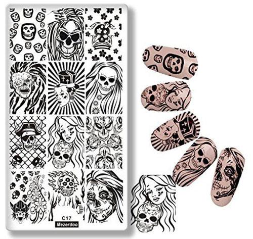 18-Halloween-Themed-Nail-Art-Stamping-Kits-For-Girls-Women-2018-11