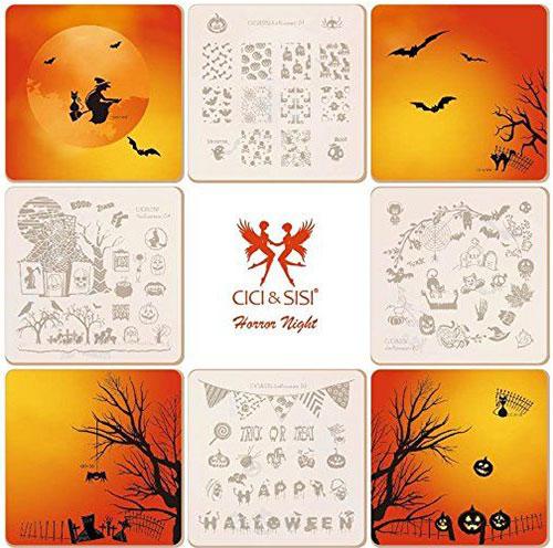 18-Halloween-Themed-Nail-Art-Stamping-Kits-For-Girls-Women-2018-16