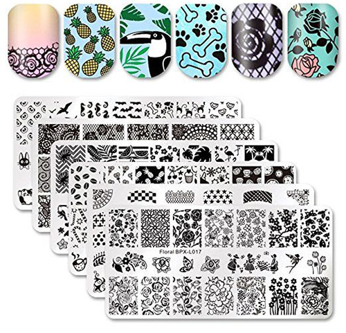 18-Halloween-Themed-Nail-Art-Stamping-Kits-For-Girls-Women-2018-5
