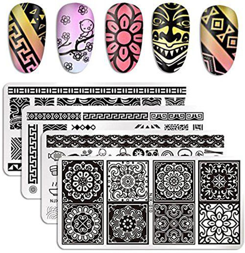 18-Halloween-Themed-Nail-Art-Stamping-Kits-For-Girls-Women-2018-6
