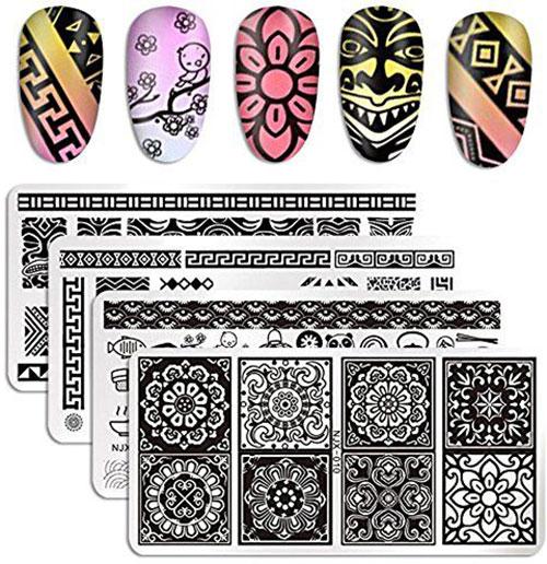 18-Halloween-Themed-Nail-Art-Stamping-Kits-For-Girls-Women-2018-6