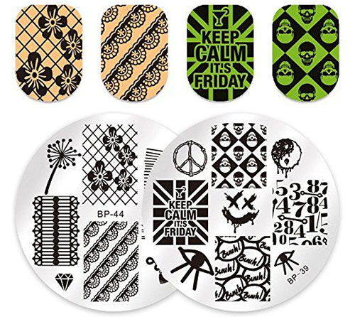 18-Halloween-Themed-Nail-Art-Stamping-Kits-For-Girls-Women-2018-7