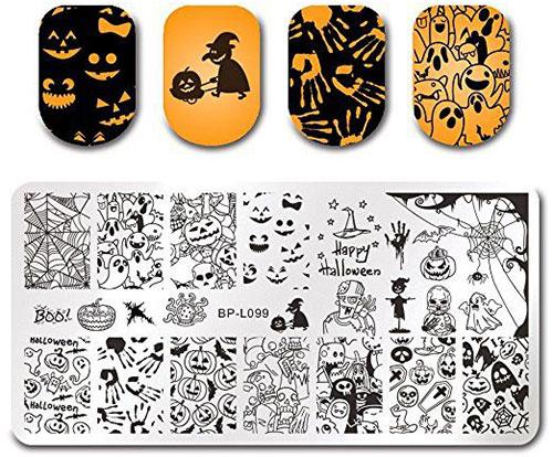 18-Halloween-Themed-Nail-Art-Stamping-Kits-For-Girls-Women-2018-8