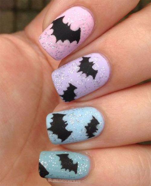 20-Halloween-Bat-Nails-Designs-Ideas-2018-15