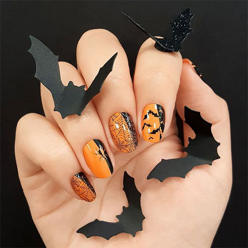 20-Halloween-Bat-Nails-Designs-Ideas-2018-18