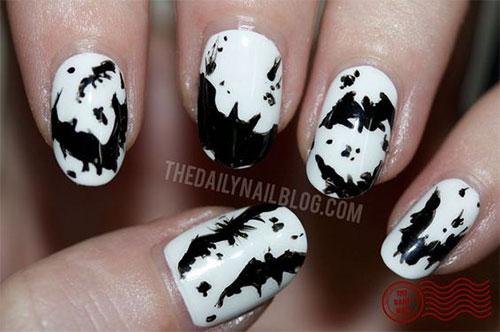 20-Halloween-Bat-Nails-Designs-Ideas-2018-5