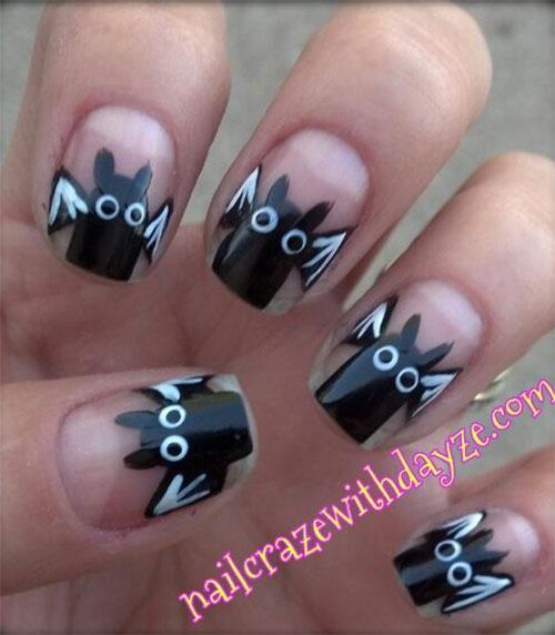 20-Halloween-Bat-Nails-Designs-Ideas-2018-6