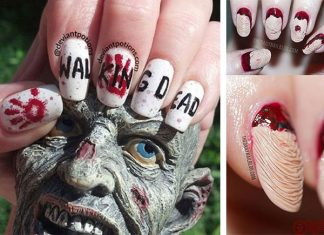 20-Halloween-Inspired-Zombie-Nail-Art-Ideas-2018--The-Walking-Dead-Nails-F
