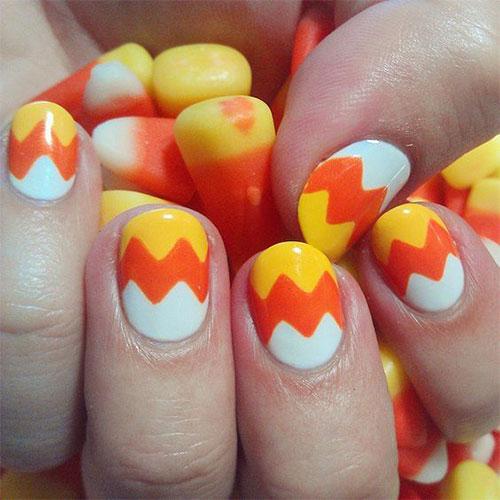 25-Easy-Simple-Halloween-Candy-Corn-Nails-Art-Ideas-2018-21