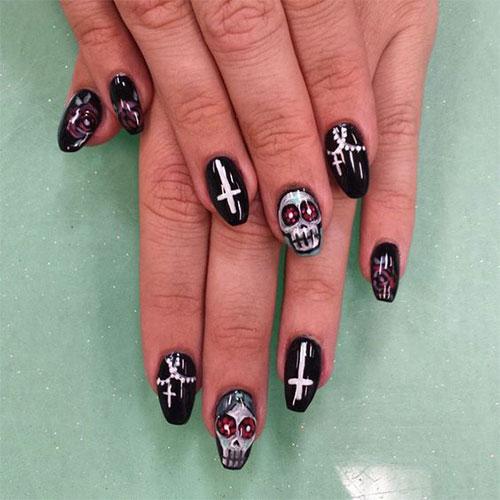 30-Halloween-Skull-Nail-Art-Designs-Ideas-2018-Monster-Nails-1
