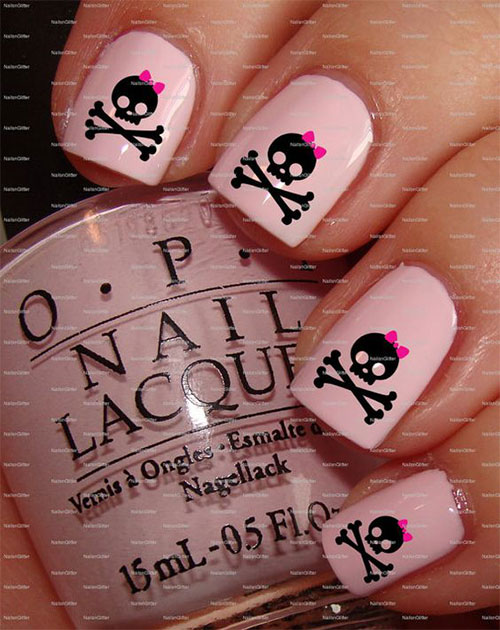 30-Halloween-Skull-Nail-Art-Designs-Ideas-2018-Monster-Nails-15