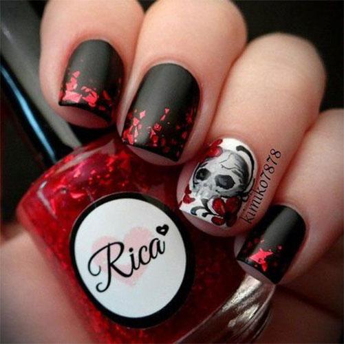 30-Halloween-Skull-Nail-Art-Designs-Ideas-2018-Monster-Nails-17