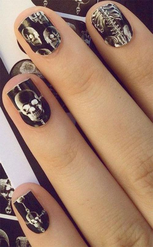 30-Halloween-Skull-Nail-Art-Designs-Ideas-2018-Monster-Nails-30